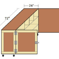 Example of design drawing