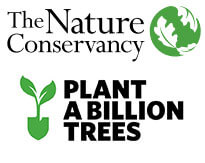 Plant a Billion Trees Campaign Logo