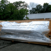 Preservation Packing & Crating Project